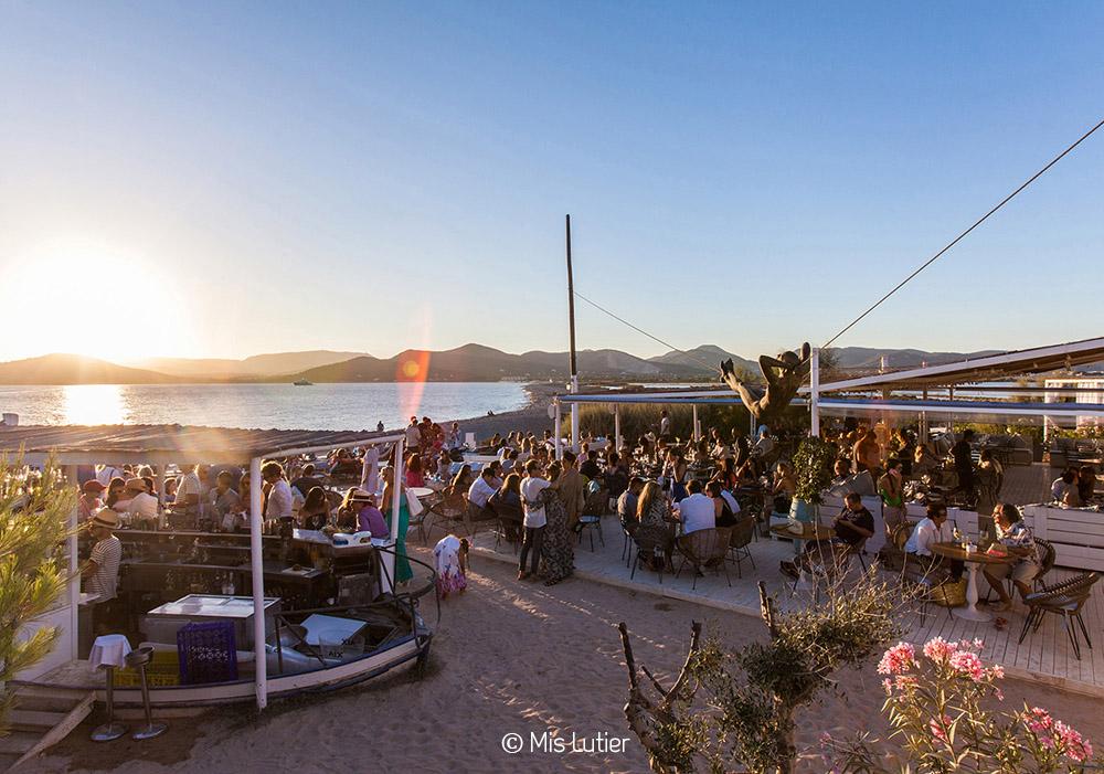 Experimental Beach Ibiza - Mis Lutier